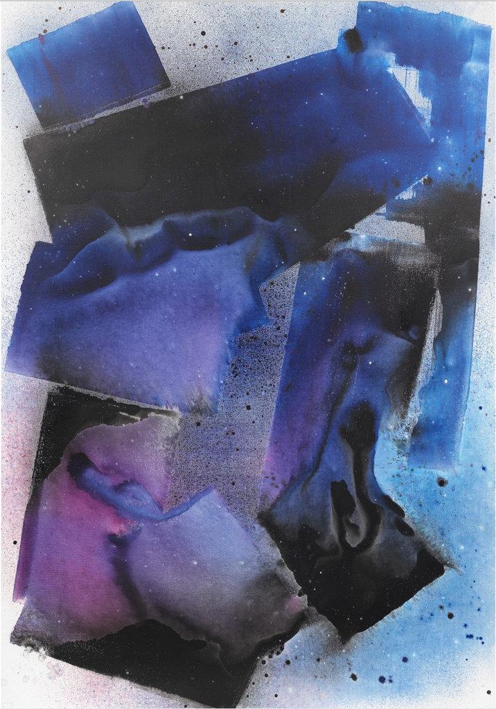 diy agate art framed blue agate slices dans le lakehouse.htm new york culture night los angeles  new york culture night los angeles