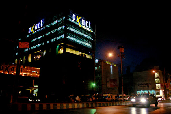 "Axact, which has its headquarters in Karachi, Pakistan, ostensibly operates as a software company. <a href=""http://www.nytimes.com/2015/05/18/world/asia/fake-diplomas-real-cash-pakistani-company-axact-reaps-millions-columbiana-barkley.html"">Related Article</a>"