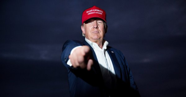 Photographing Donald Trump on the Campaign Trail - The New ...