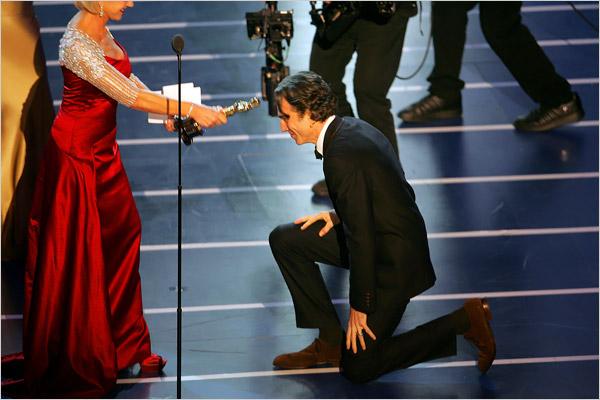 Daniel Day-Lewis Best Actor 2008