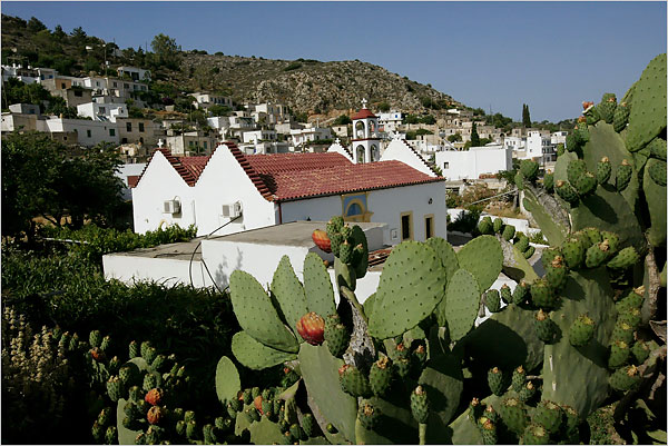 Pefki is a mountain village where visitors can hear traditional music, eat snails fried in olive oil and rosemary and drink raki, a potent Cretan spirit made from grape must.