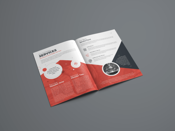 22 Pages Aphrodite Professional Magazine Template