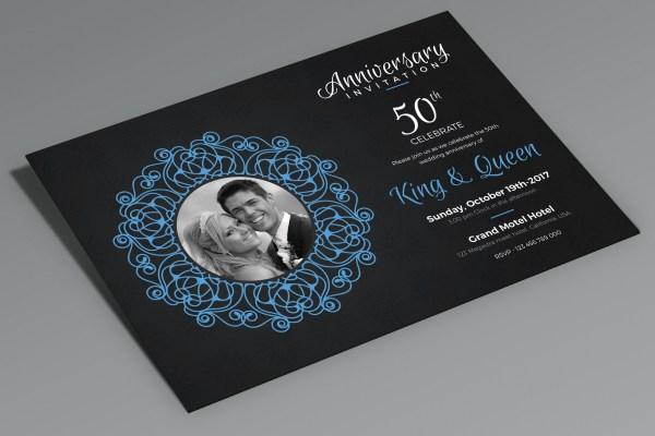 Aphrodite Elegant Wedding Invitation Template