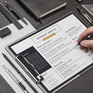 Apollo Landscape Premium Resume Template