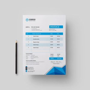 Apollo Premium Corporate Invoice Template