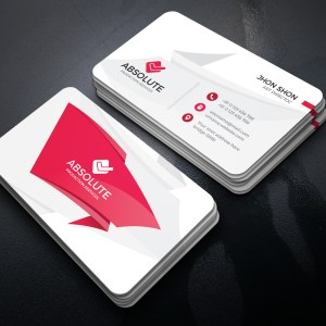 Argon Stylish Corporate Business Card Template