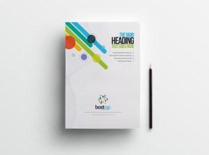 Athena Professional Corporate Letterhead Template
