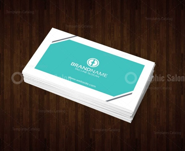 Brand name business card template graphic templates brand name business card template 1g wajeb Image collections