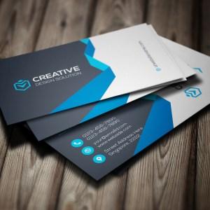 Chic Modern Business Card Template