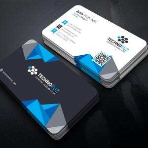 Diamond Premium Stylish Business Card Template