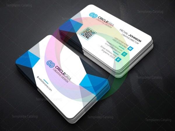 Enterprise Business Card Template