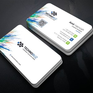 Hades Elegant Corporate Business Card Template