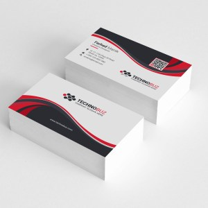 Heracles Creative Corporate Business Card Template