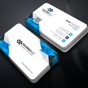 Hypnos Elegant Corporate Business Card Template