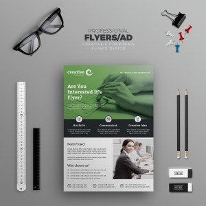 Istanbul Modern Business Corporate Flyer Template