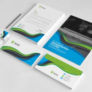 Medical Corporate Identity Pack Design