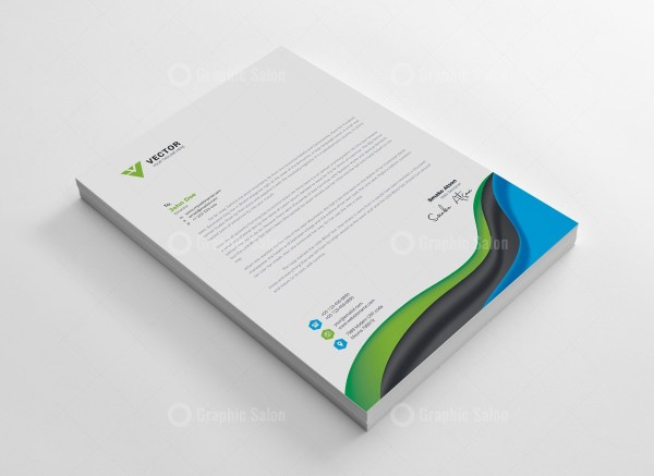 Medical Corporate Identity Pack Design Template 6