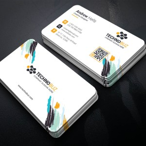 Morpheus Creative Corporate Business Card Template