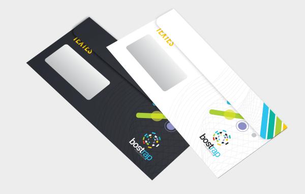 Print Ready Corporate Envelop Template