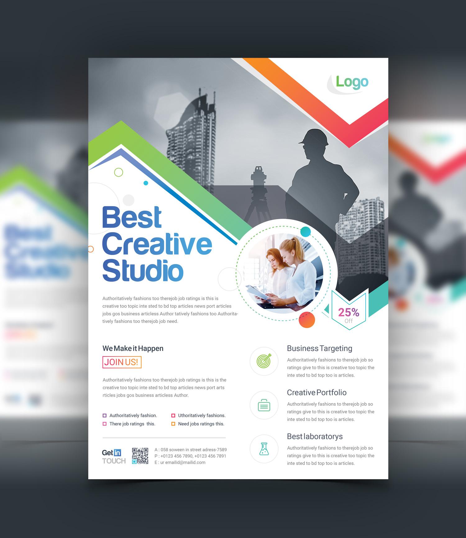 Best Flyer design Templates 2019