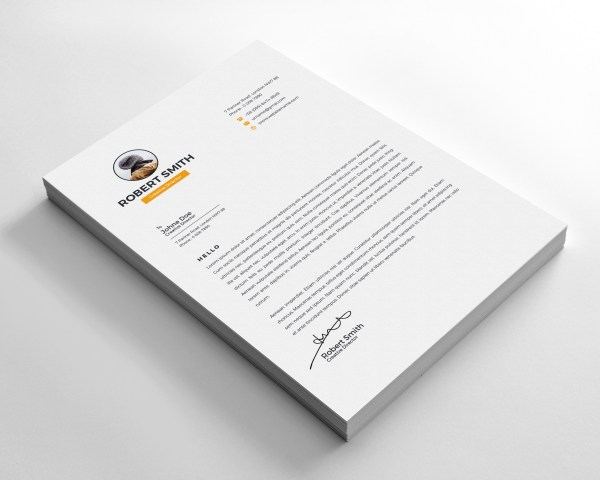 Venus Resume Template