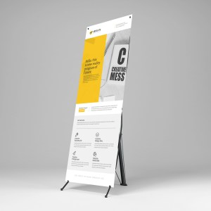 Versatile Professional Roll-Up Banner Template