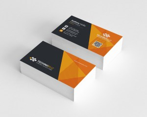 Vision Modern Business Card Template