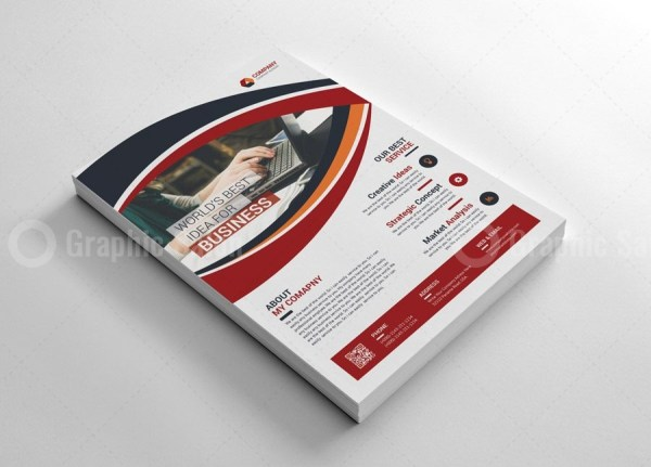 Business Flyer Templates 4