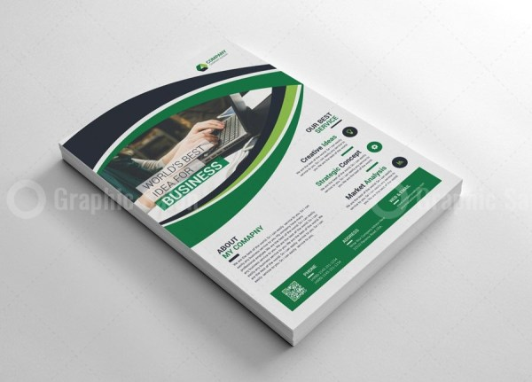 Business Flyer Templates 5