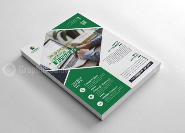 Business Print Flyer Templates 5