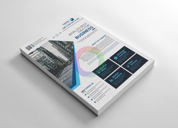 City Print Flyer Templates 1