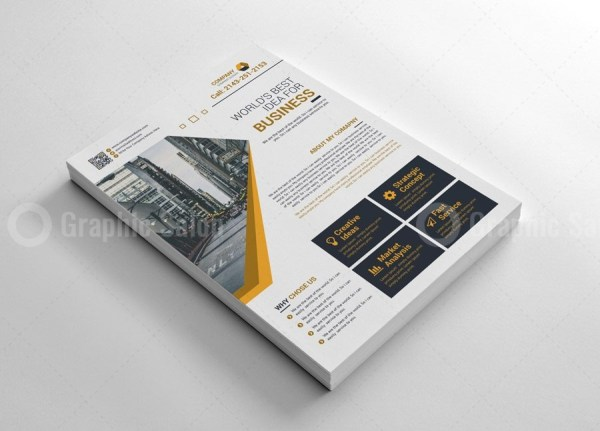 City Print Flyer Templates 2