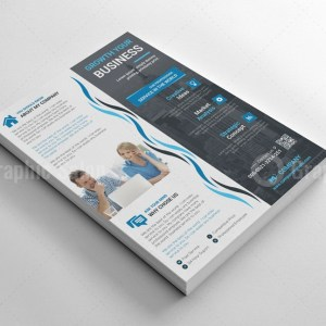 Excellent Print Flyers Template
