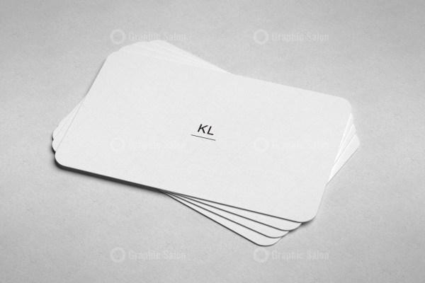 Minimal Visiting Card Templates 3