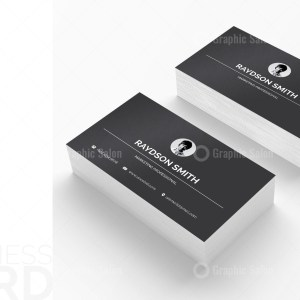 Minimalist Visiting Card Templates