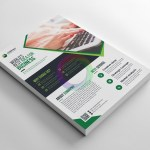 Top Print Flyers Template 1
