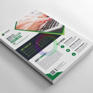 Top Print Flyers Template