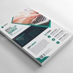 Top Print Flyers Template 4