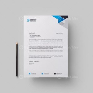 Clean Letterheads Design