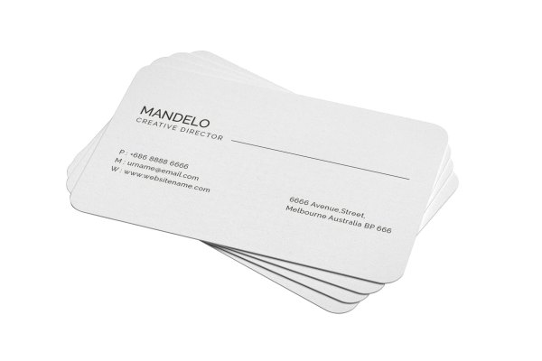Premium Creative Business Card Design