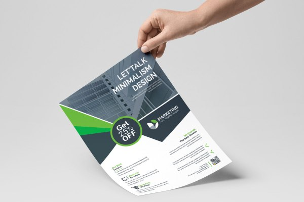 PSD Corporate Flyer Templates