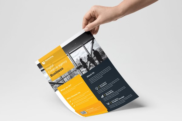 Cool PSD Flyer Templates