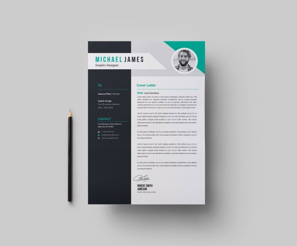 EPS CV Template