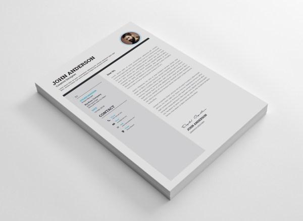 EPS Standard CV Template