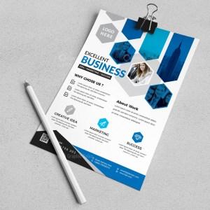 Stylish Business Flyer Templates