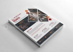 Business Stylish Flyer Templates