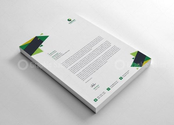 Creative Letterhead Design Templates