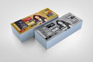 Premium Event Ticket Design