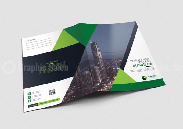 Sleek Presentation Folder