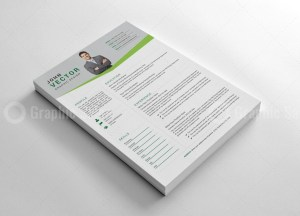 Printable Resume Design
